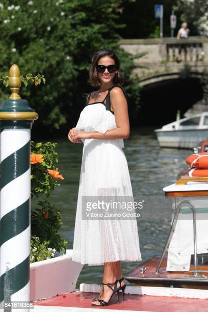 Bruna Marquezine is seen during the 74th Venice Film Festival on September 2 2017 in Venice Italy