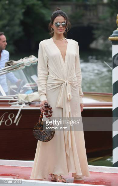 Bruna Marquezine is seen during the 75th Venice Film Festival on August 31 2018 in Venice Italy