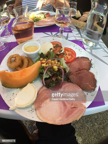 brunch pov (personal perspective) - lorgues stock photos and pictures