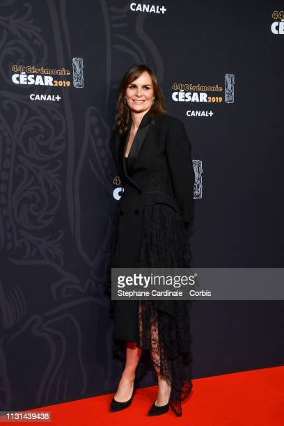 Brune de Margerie attends the Cesar Film Awards 2019 the Cesar Film Awards 2019 at Salle Pleyel on February 22 2019 in Paris France