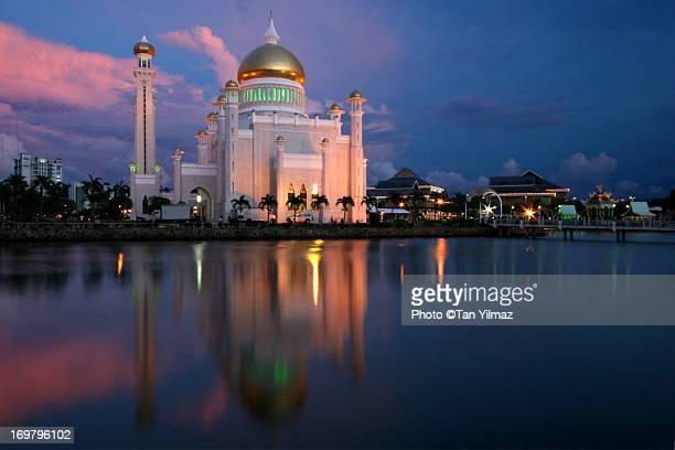 Brunei at Dusk