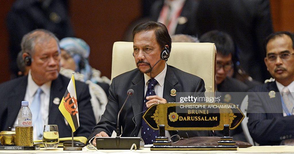 MYANMAR-ASEAN-DIPLOMACY : News Photo