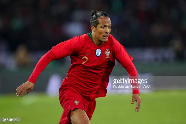 Bruno Alves of Portugal during the International Friendly match between Egypt and Portugal at Stadion Letzigrund on March 23 2018 in Zurich...