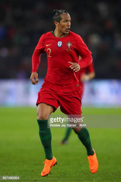 Bruno Alves of Portugal during the International Friendly match between Portugal and Egypt at Stadion Letzigrund on March 23 2018 in Zurich...