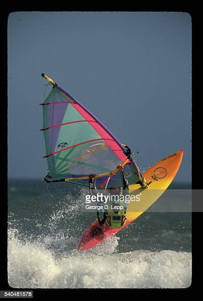 Bruno Boursier Windsurfing