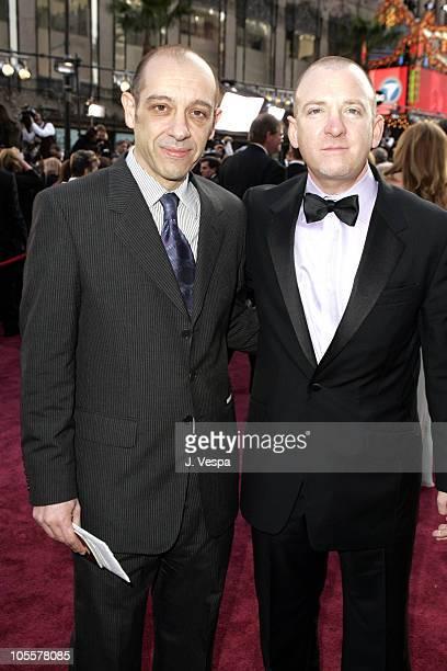 Bruno Delbonnel cinematographer and Wayne Fitterman of UTA