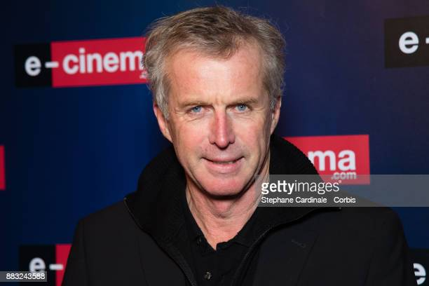 Bruno Dumont attends 'ecinemacom' Launch Party at Restaurant L'Ile on November 30 2017 in IssylesMoulineaux France