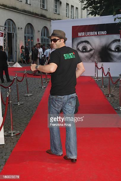 Bruno Eyron Bei Wir Lieben Kino Director'S Cut Party Auf Der Praterinsel In München Am 210608