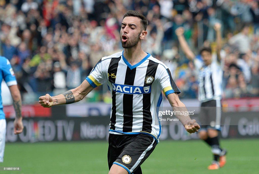 Udinese Calcio v SSC Napoli - Serie A : News Photo
