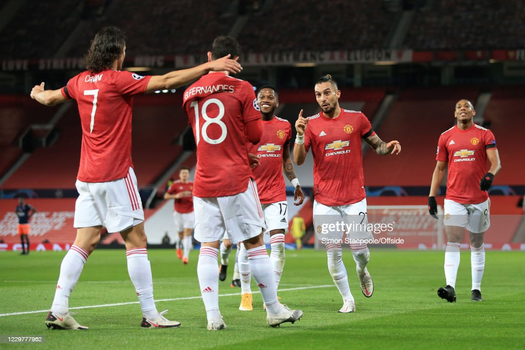 Manchester United v Istanbul Basaksehir: Group H - UEFA Champions League : News Photo