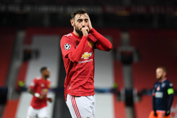 GBR: Manchester United v İstanbul Basaksehir: Group H - UEFA Champions League