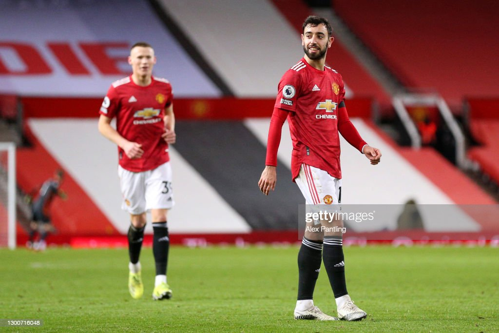 Manchester United v Everton - Premier League : ニュース写真