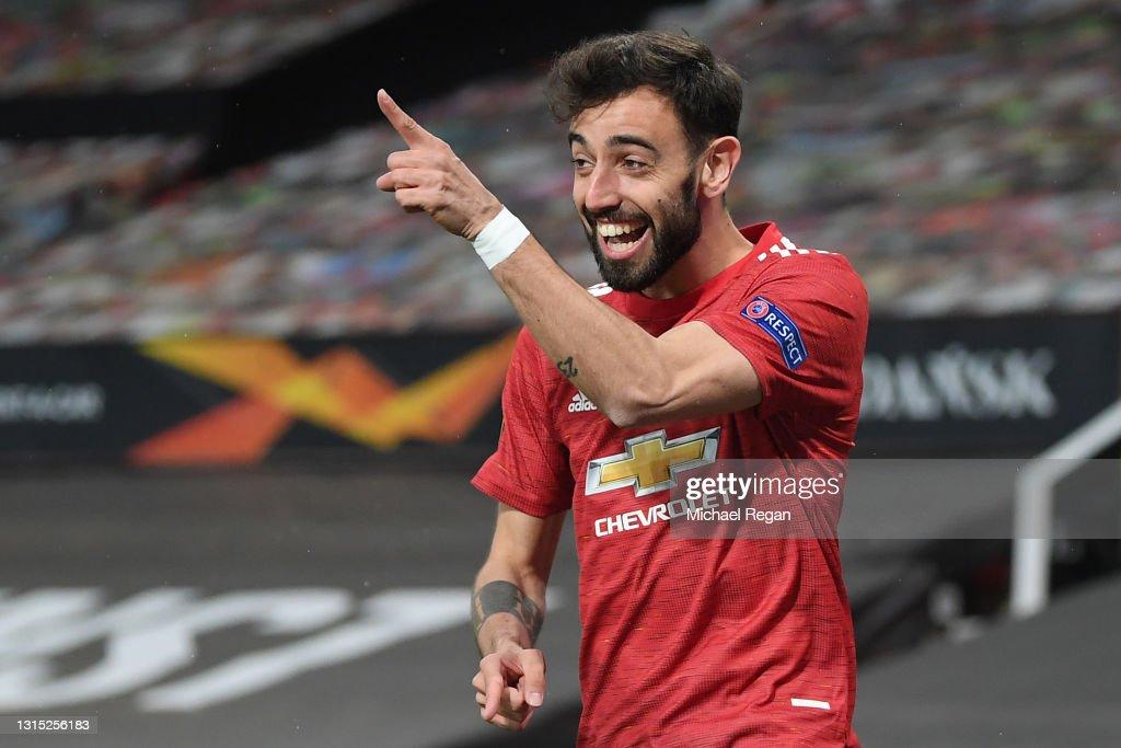 Manchester United v AS Roma - UEFA Europa League Semi Final: Leg One : ニュース写真