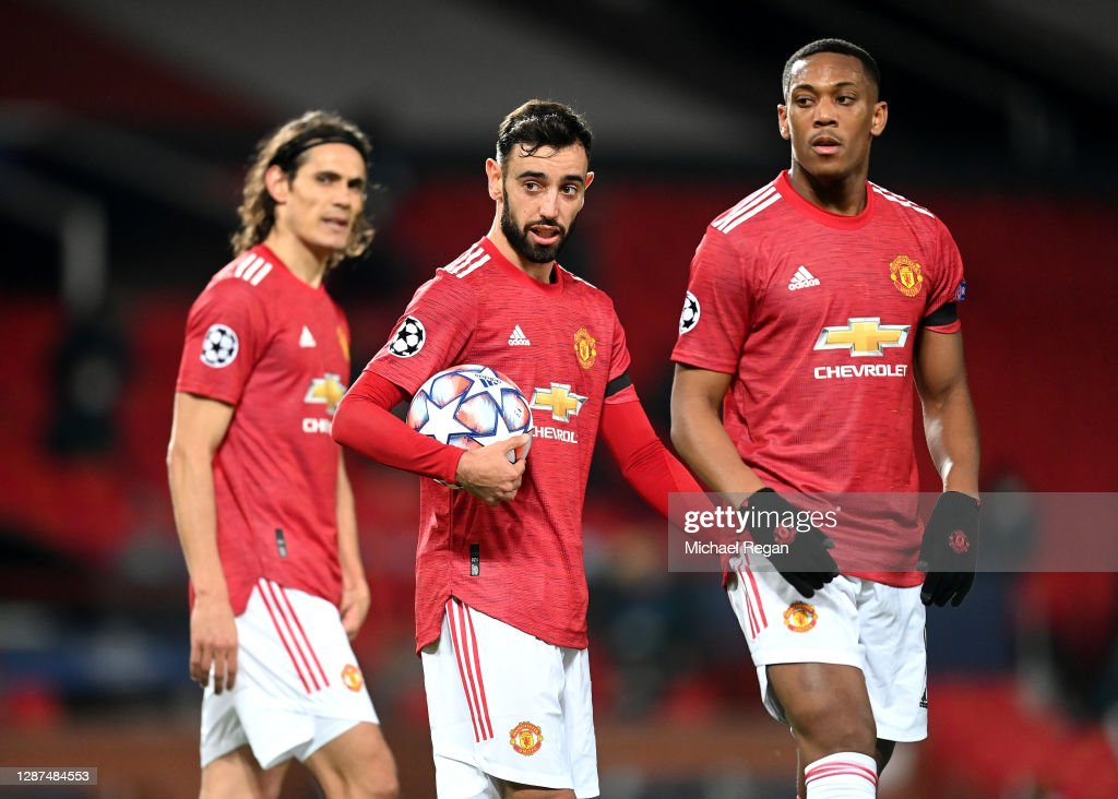 Manchester United v İstanbul Basaksehir: Group H - UEFA Champions League : ニュース写真