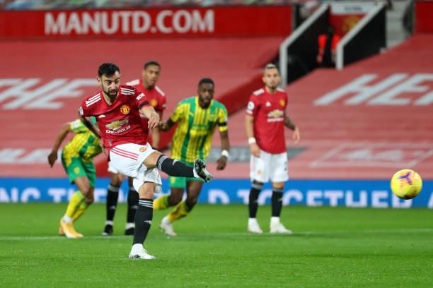 GBR: Manchester United v West Bromwich Albion - Premier League