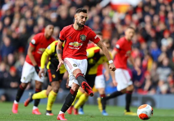 GBR: Manchester United v Watford FC - Premier League