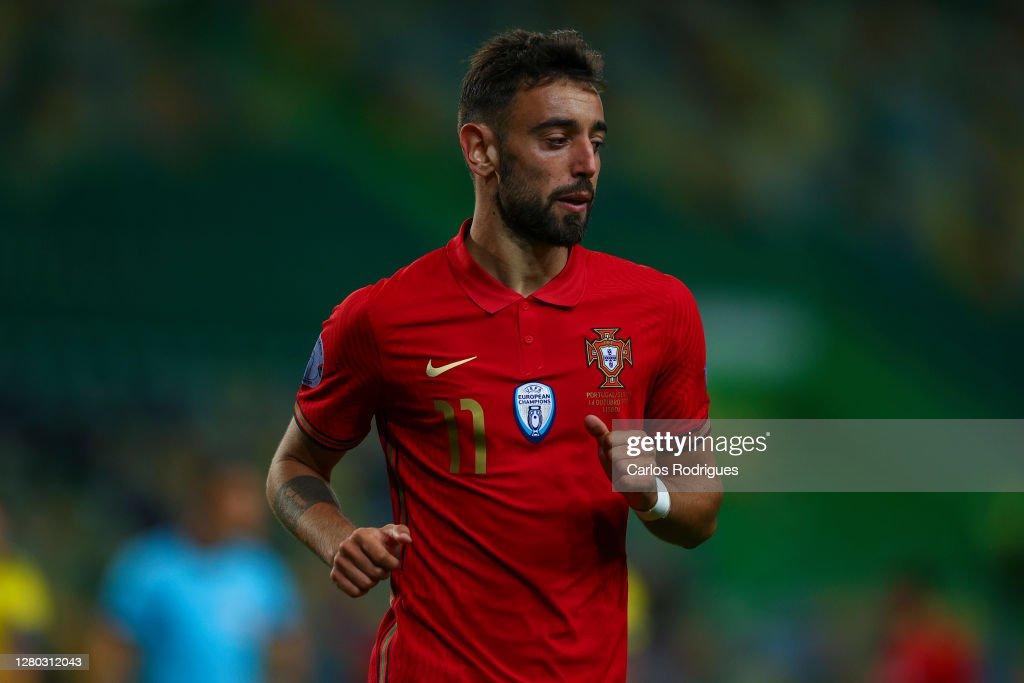 Portugal v Sweden - UEFA Nations League : News Photo