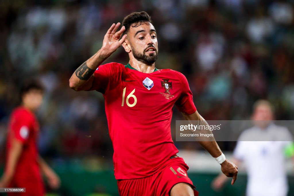 Portugal  v Luxembourg  -UEFA Nations league : News Photo