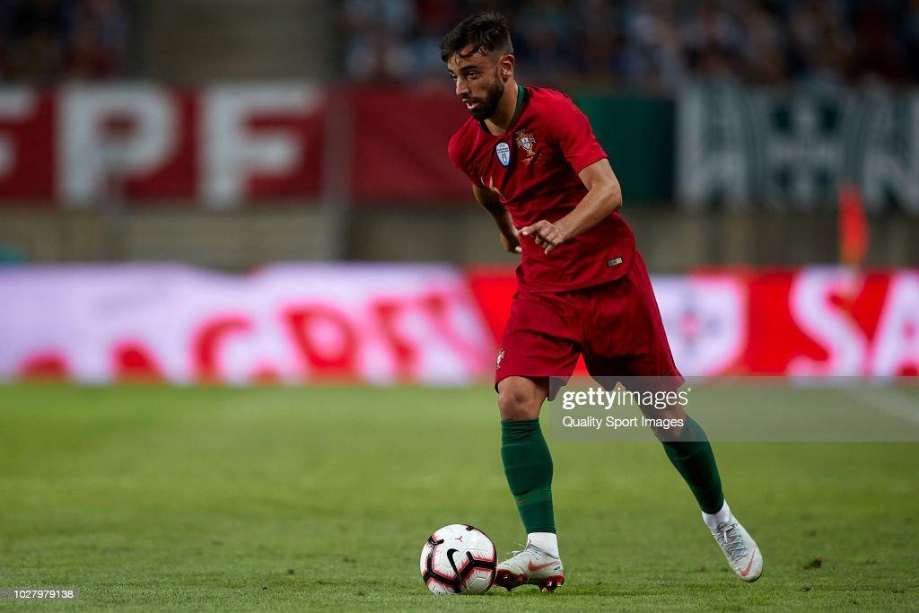 Portugal v Croatia - International Friendly : News Photo