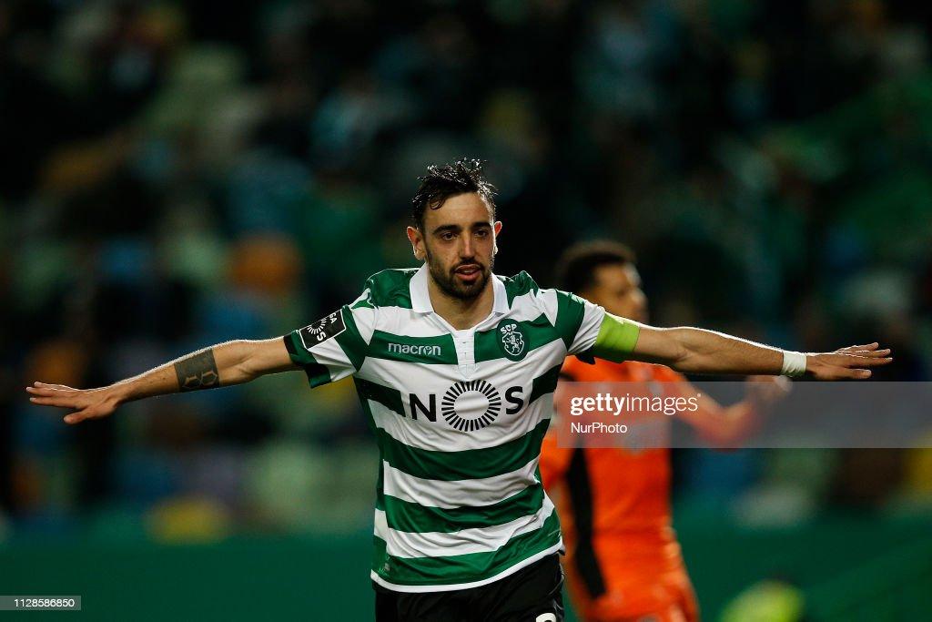 Sporting CP v Portimonense SC - Liga NOS : News Photo
