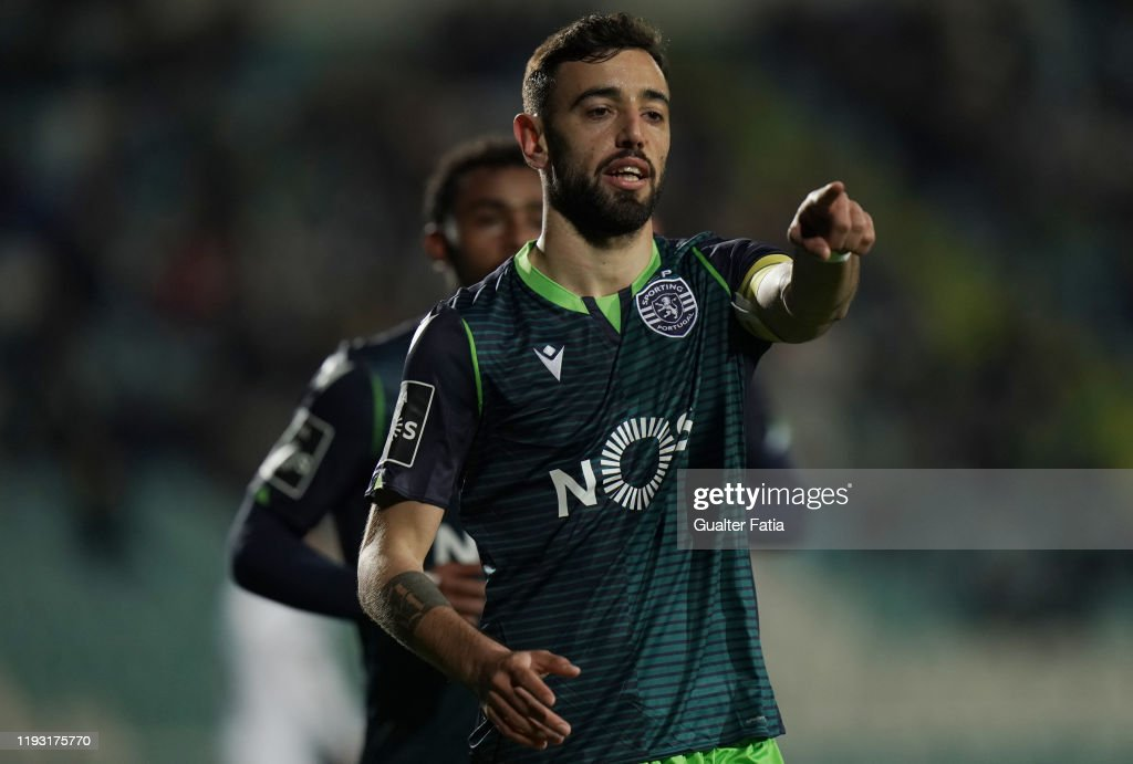 Vitoria FC v Sporting CP - Liga NOS : News Photo