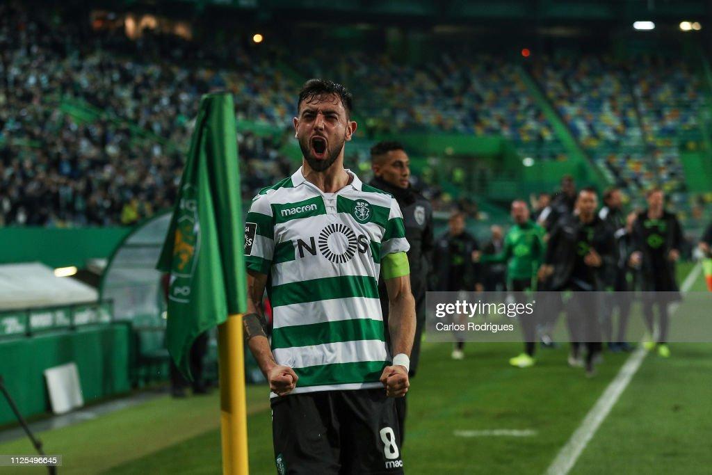 Sporting CP v SC Braga - Liga NOS : News Photo
