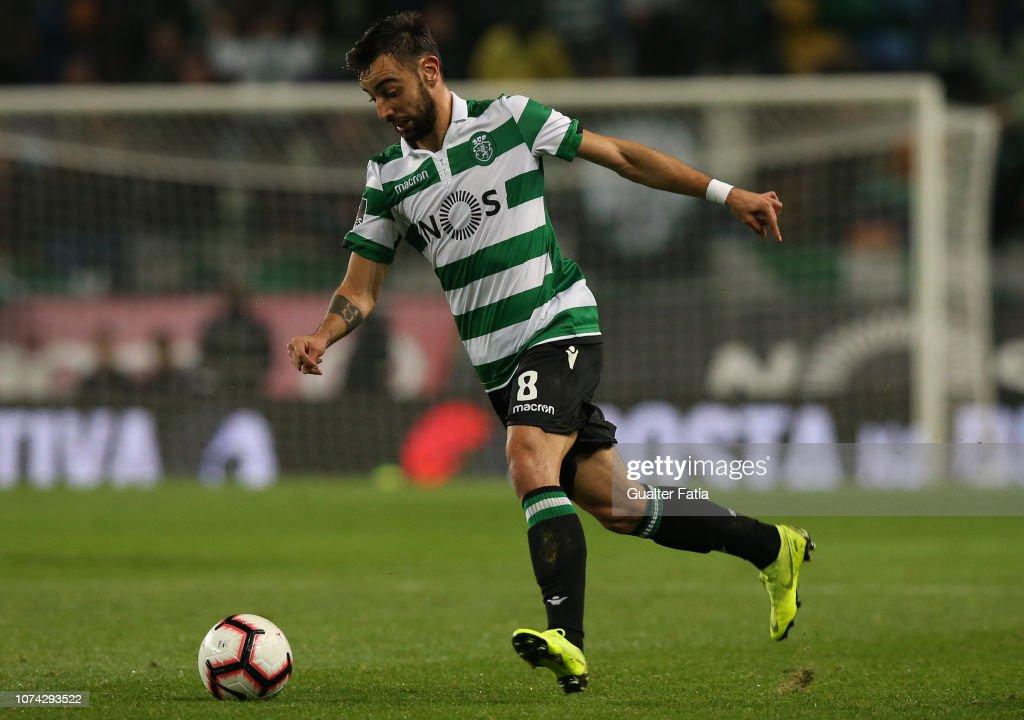 Sporting CP v CD Nacional - Liga NOS : ニュース写真