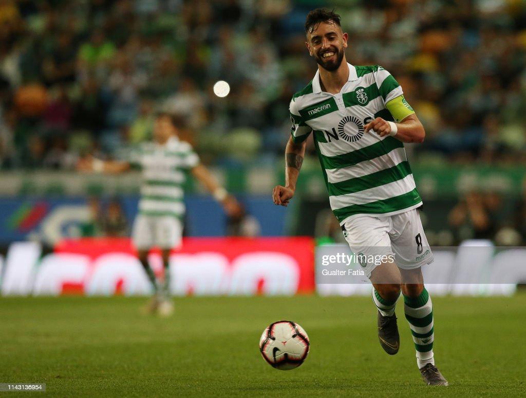 Sporting CP v CD Tondela - Liga NOS : News Photo