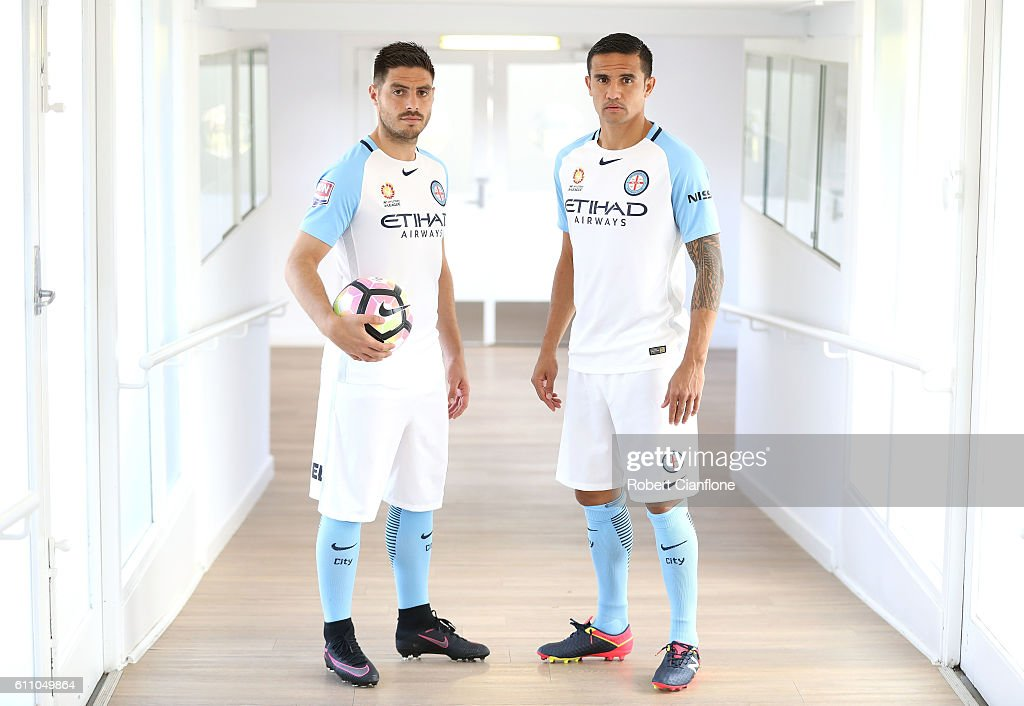 Melbourne City Teamshot Session