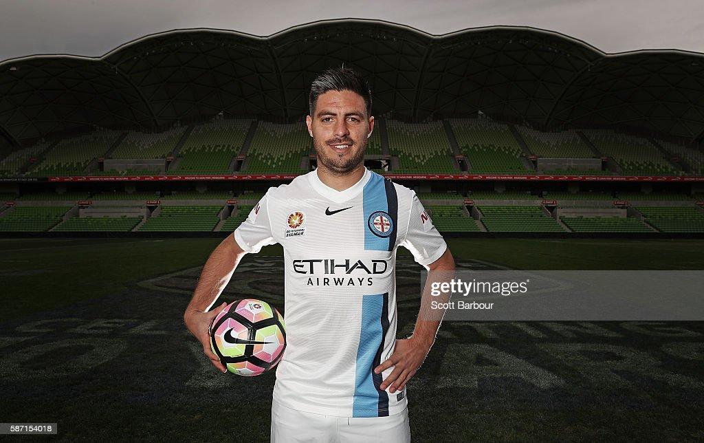 Melbourne City FC Media Session : News Photo