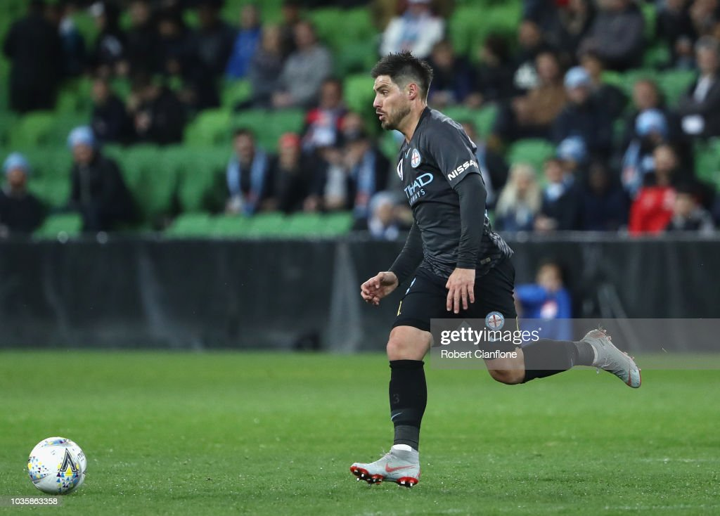 FFA Cup Quarter Final - Melbourne City v Western Sydney Wanderers : News Photo