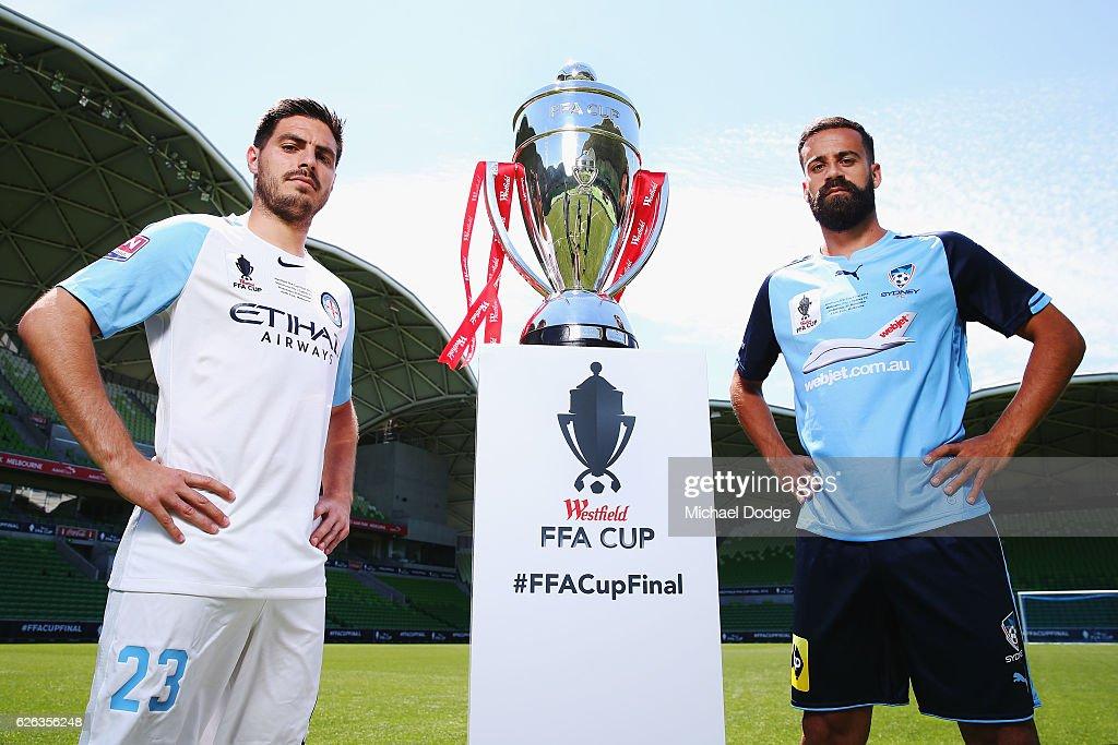 FFA Cup Final Press Conference