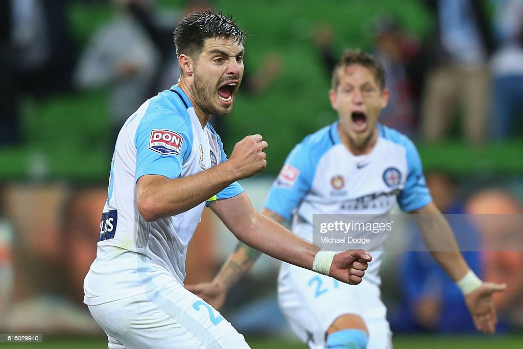 A-League Rd 3 - Melbourne City v Perth