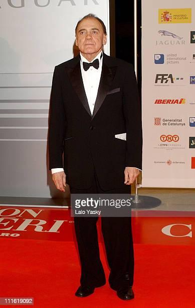 Bruno Ganz during 2004 European Film Academy Awards at The Forum in Barcelona Spain