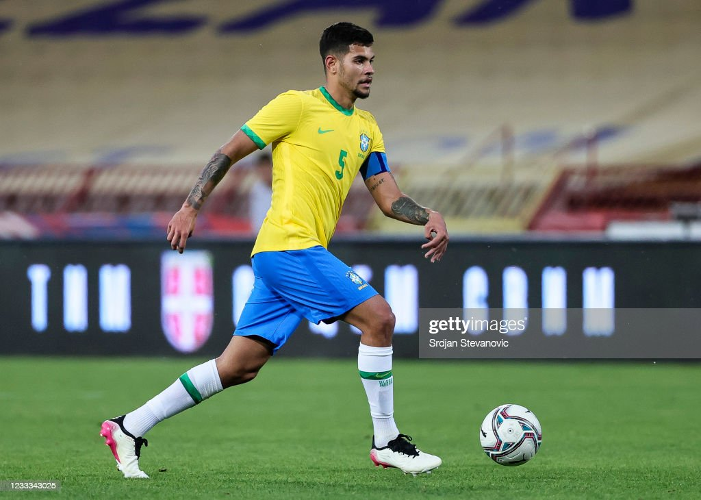 Serbia U21 v Brazil U23 - International Friendly : News Photo