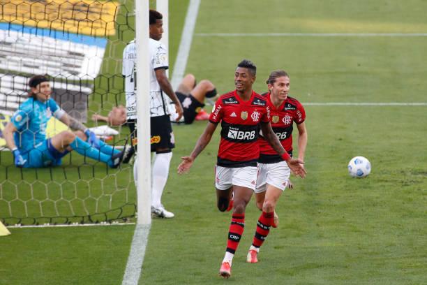 BRA: Corinthians v Flamengo - Brasileirao 2021