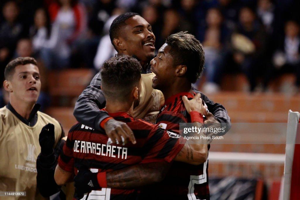 ECU: LDU v Flamengo - Copa CONMEBOL Libertadores 2019