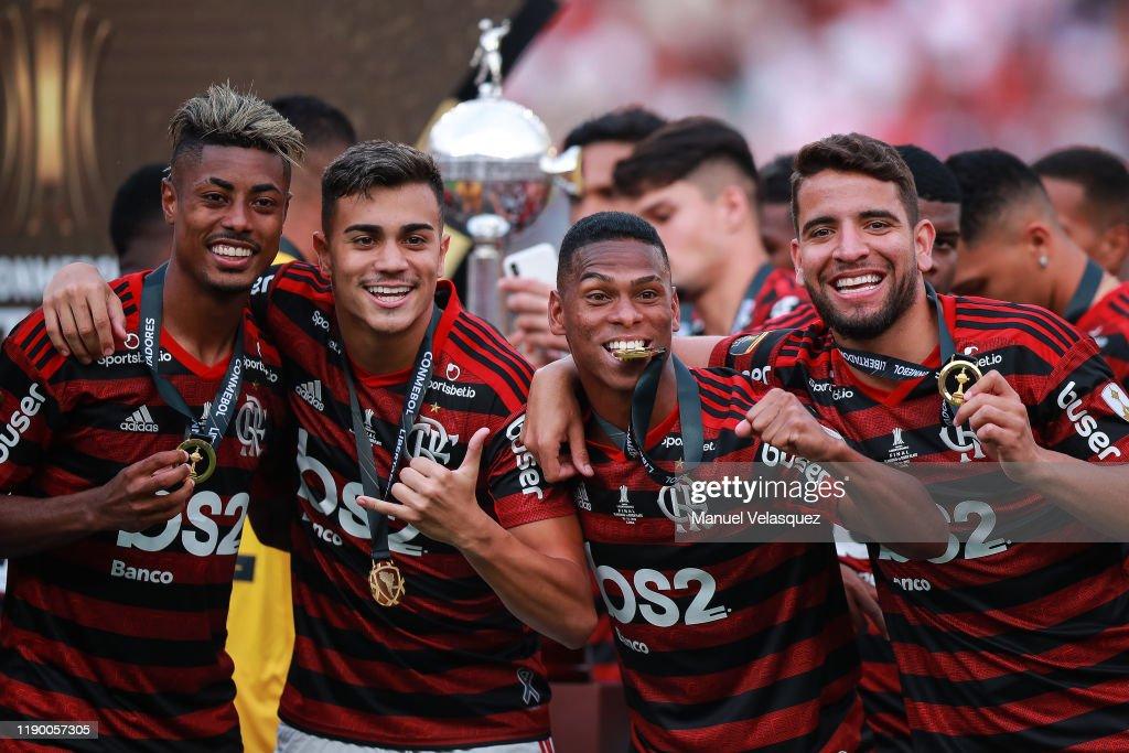 Flamengo v River Plate - Copa CONMEBOL Libertadores 2019 : News Photo