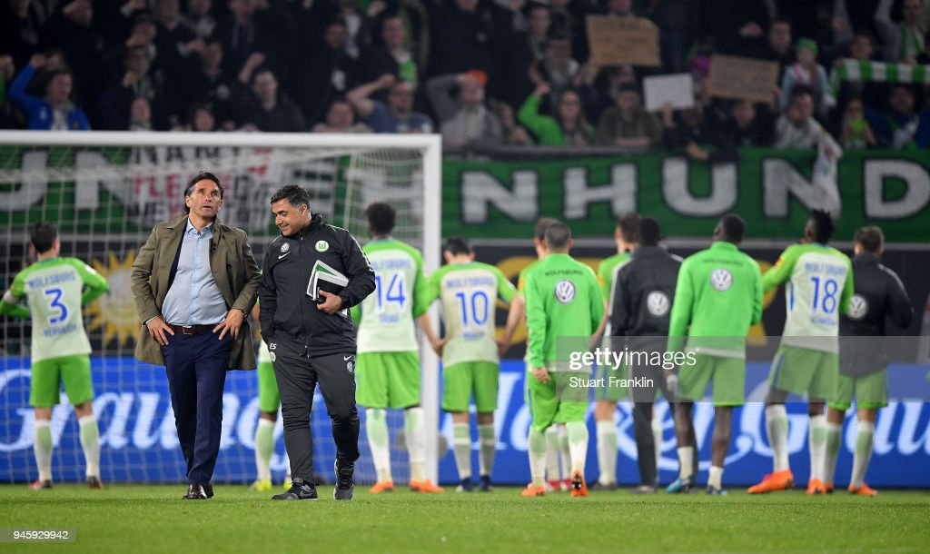 VfL Wolfsburg v FC Augsburg - Bundesliga : News Photo