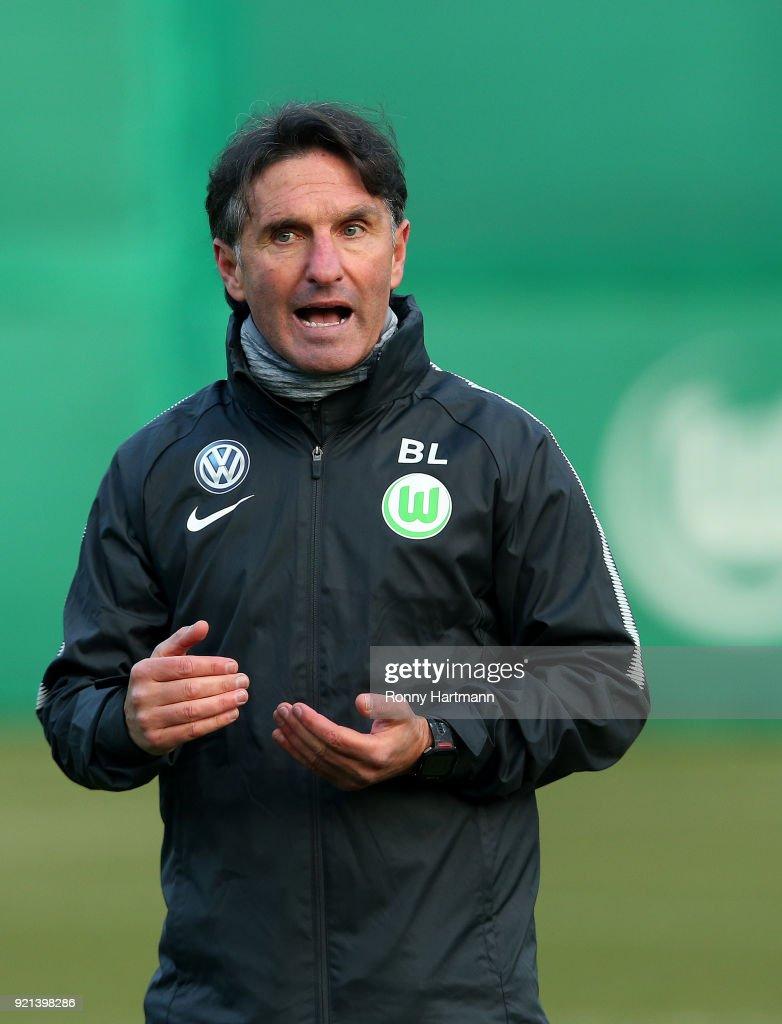 VfL Wolfsburg Unveils New Signing Head Coach Bruno Labbadia