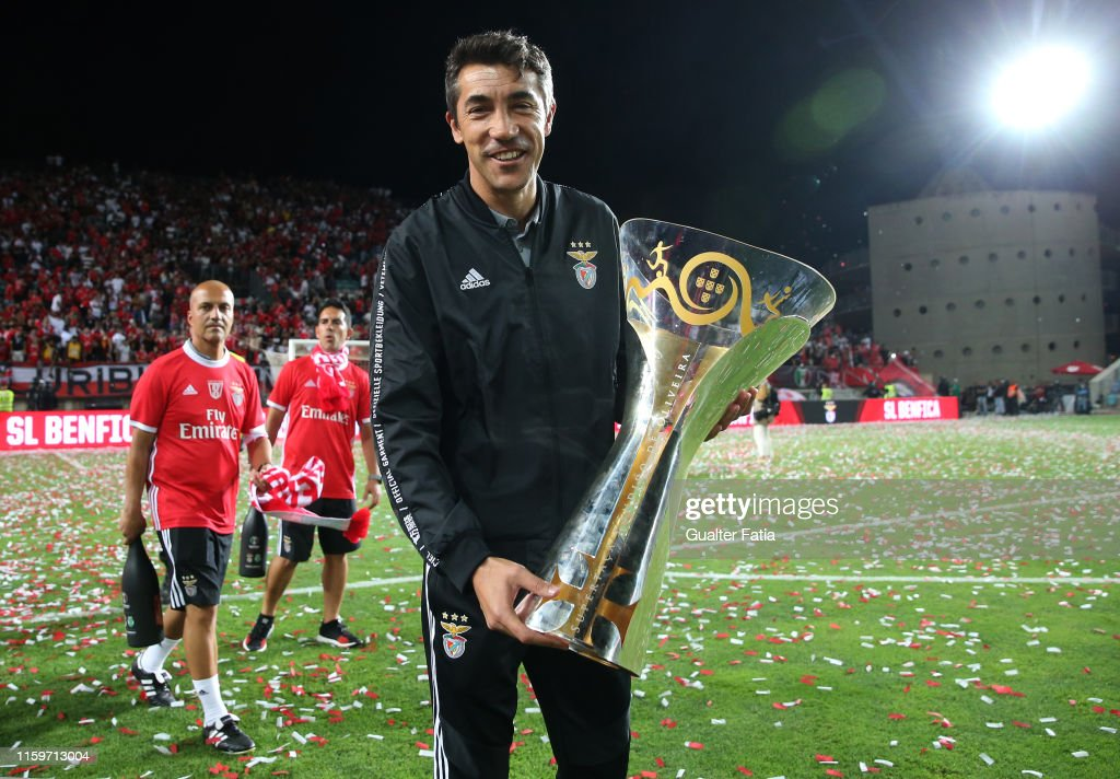 SL Benfica v Sporting CP - Portuguese SuperCup : ニュース写真