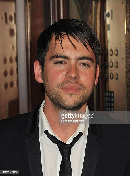 Bruno Langley attends the press night for 'Legally Blonde The Musical' at The Savoy Theatre on July 13 2011 in London England