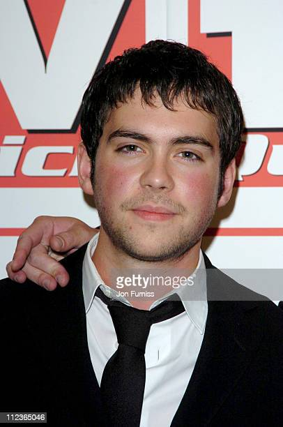 Bruno Langley during 2004 TV Quick Soap Awards Arrivals at Dorchester Hotel in London Great Britain