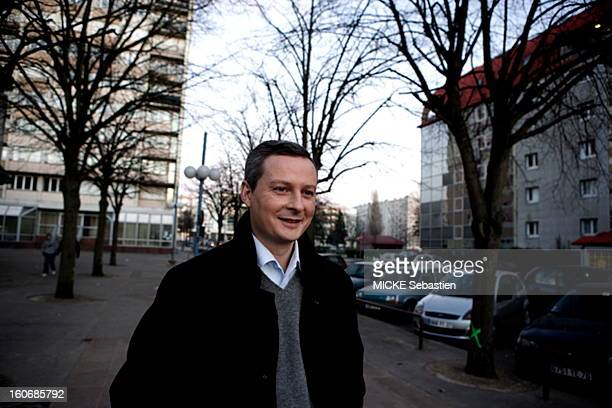 Bruno Le Maire UMP deputy of Eure published January 9 2008 'Statesmen' a collection of notes taken during his tenure as chief of staff of former...