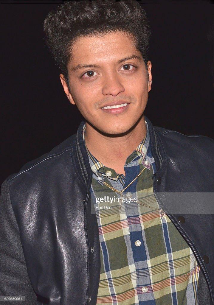 Bruno Mars : Nachrichtenfoto