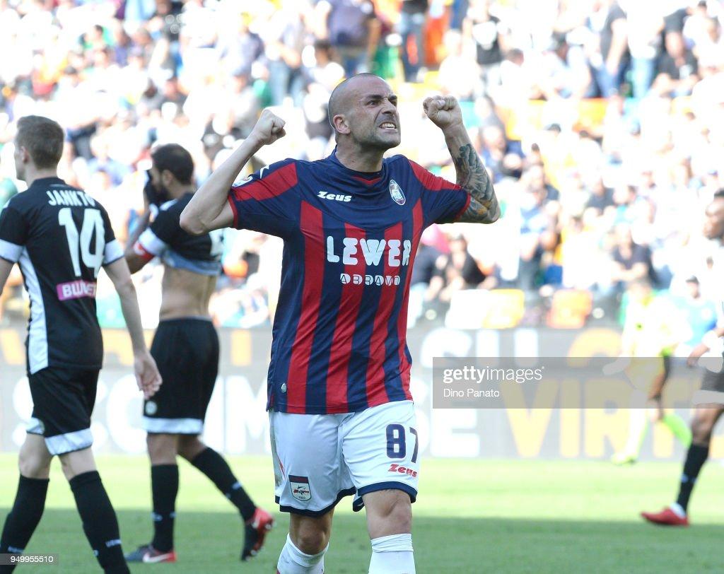 Udinese Calcio v FC Crotone - Serie A