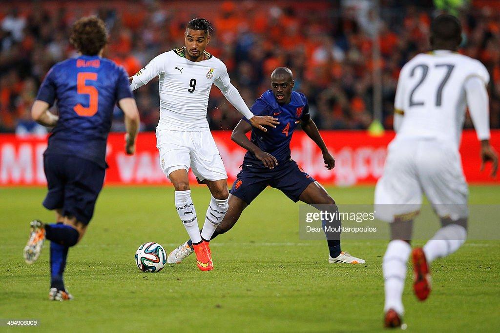Netherlands v Ghana - International Friendly : News Photo