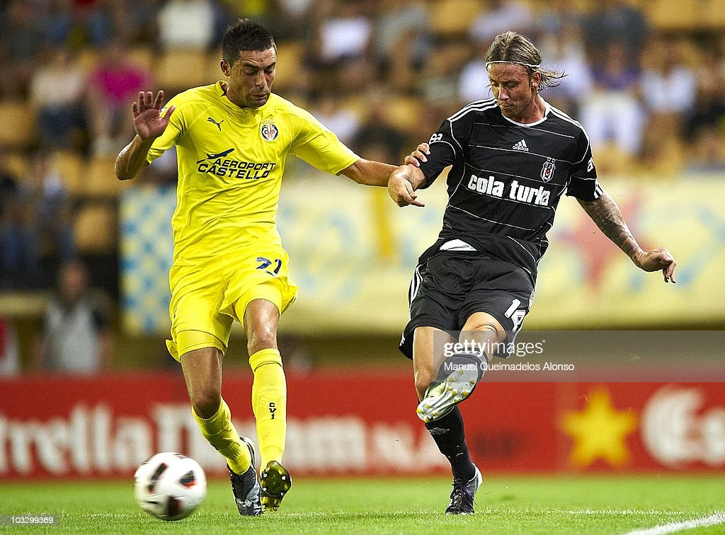 Villarreal V Besiktas : ニュース写真