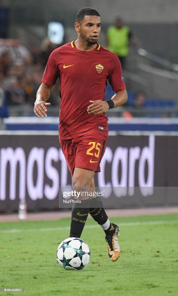 AS Roma v Atletico Madrid - UEFA Champions League