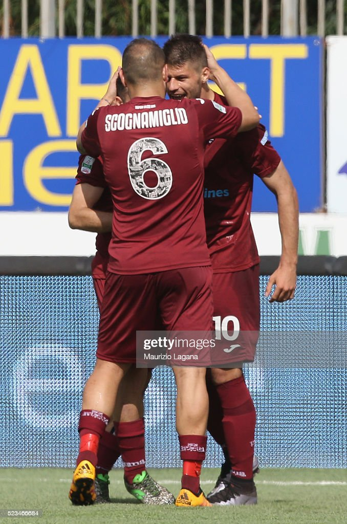 Trapani Calcio v AC Cesena - Serie B : News Photo